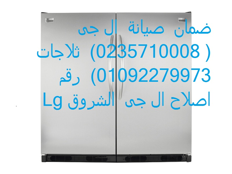 خدمة عملاء تلاجات ال جى المنيل 01092279973 & 0235682820